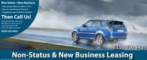 Non Status and New Business Leasing