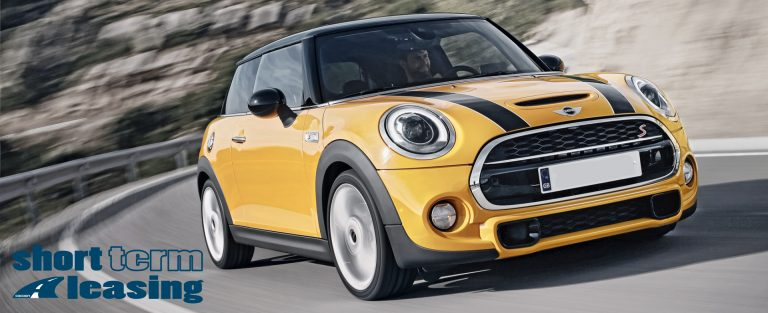 Mini Cooper Flexi Lease Special