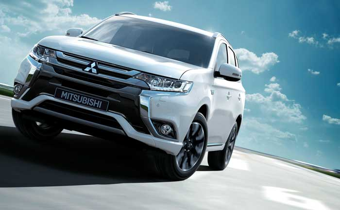 Mitsubishi Outlander WiFi Hacked