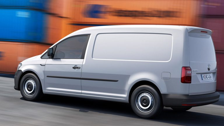 VW Caddy Maxi Panel Van on Short Term 6 Month Lease