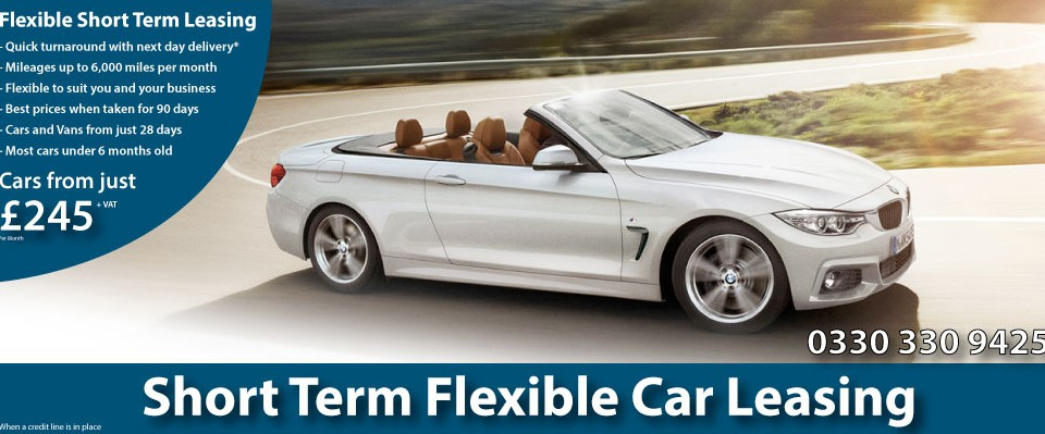 Short Term Car Lease >> Short Term Car Leasing | 6 Month Car Lease | 12 Month Car
