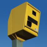 Digital Gatso Speed Camera