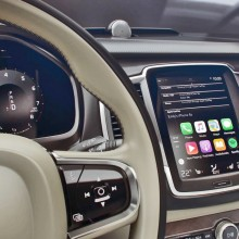 What is Apple Car Play and who supports the system?