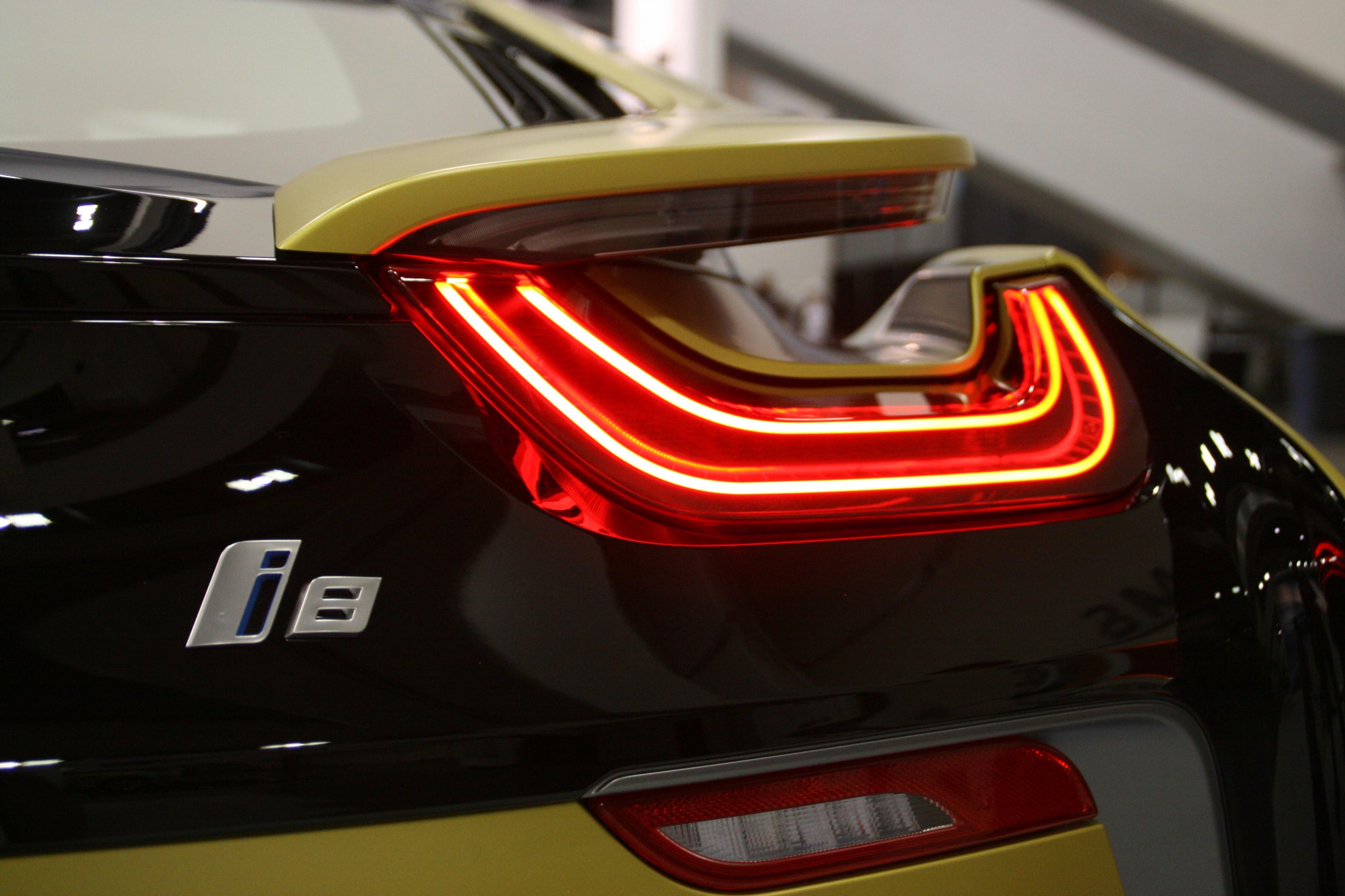 BMW i8 - Short Term Leasing