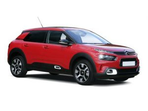 Citroen C4 Cactus Hatchback available on a 12 month car lease with 18000 miles over the term of the contract