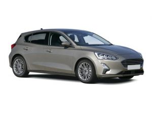 Ford Focus Hatchback available on a 6.5 month car lease with 9750 miles over the term of the contract