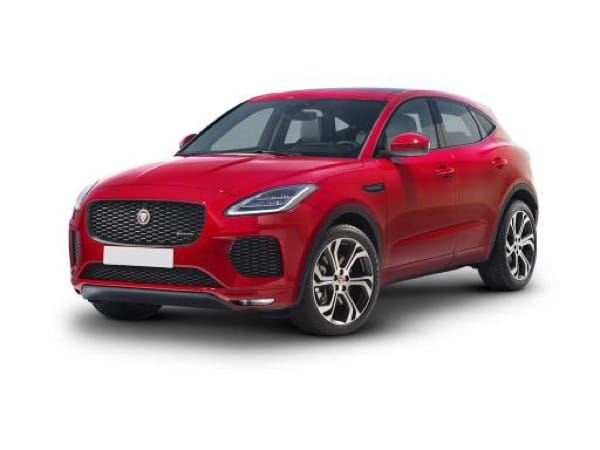 Jaguar E-Pace Estate available on a 12 month car lease with 18000 miles over the term of the contract