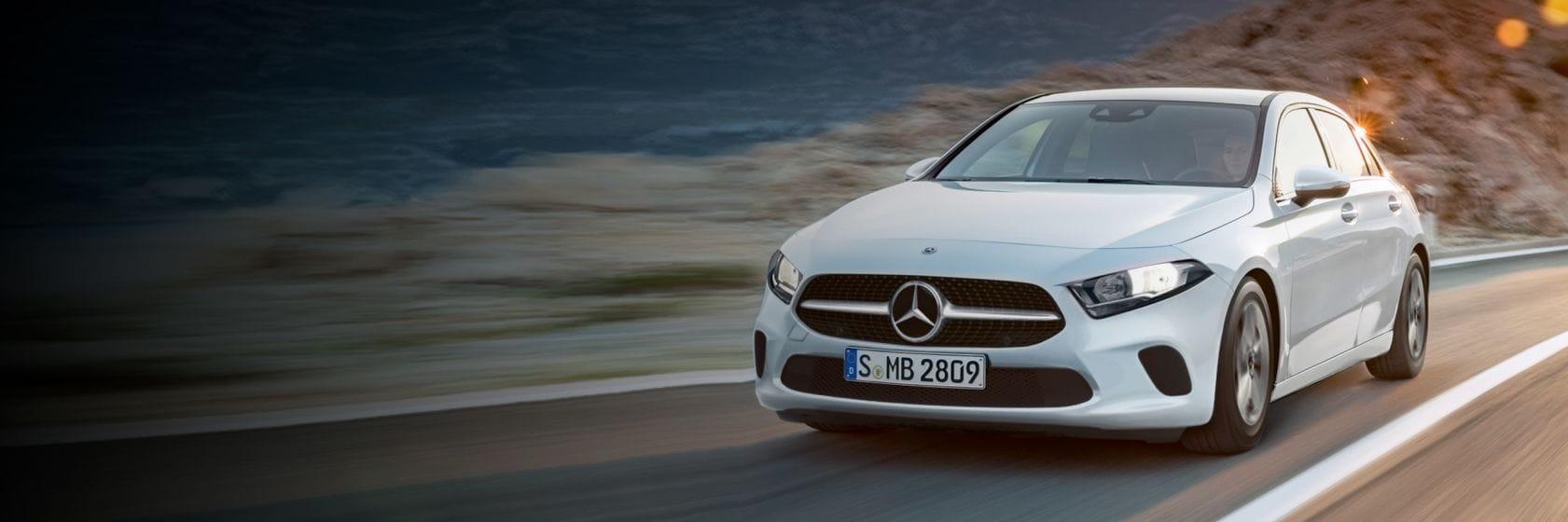 Mercedes Short Term Lease