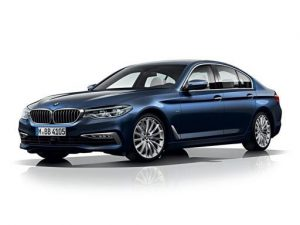 BMW 5 Series Saloon available on a 12 month car lease with 15000 miles over the term of the contract