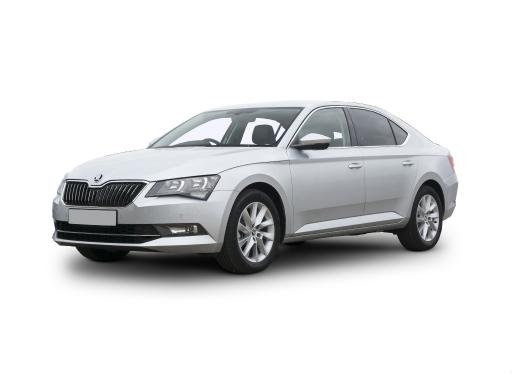 Skoda Superb Hatchback available on a 7.5 month car lease with 11250 miles over the term of the contract