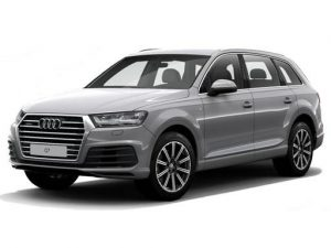 Audi Q7 Estate available on a 7.5 month car lease with 11250 miles over the term of the contract