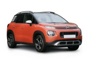 Citroen C3 Aircross Hatchback available on a 12 month car lease with 18000 miles over the term of the contract