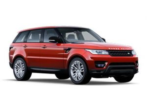 Land Rover Range Rover Sport Estate available on a 6.5 month car lease with 9750 miles over the term of the contract