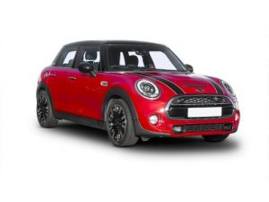 Mini Hatchback available on a 12 month car lease with 12000 miles over the term of the contract
