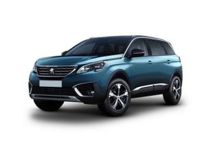 Peugeot 5008 Estate available on a 18 month car lease with 27000 miles over the term of the contract