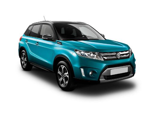 Suzuki Vitara Estate available on a 6 month car lease with 9000 miles over the term of the contract