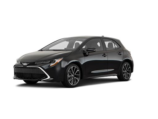 Toyota Corolla Hatchback available on a 8.5 month car lease with 12750 miles over the term of the contract