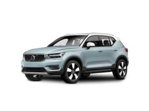 Volvo XC40 Estate available on a 6 month car lease with 6000 miles over the term of the contract