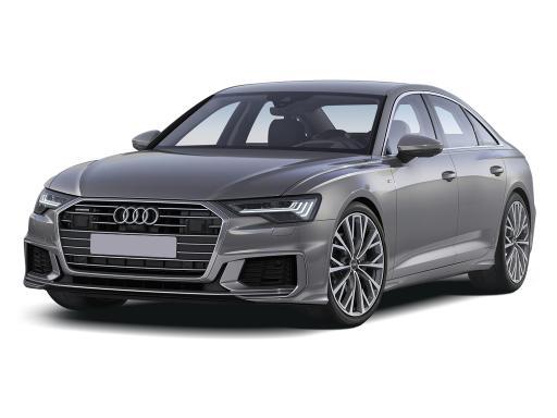 Audi A6 Saloon 45 TFSI Quattro Black Edition S Tronic 4dr Automatic [EL]