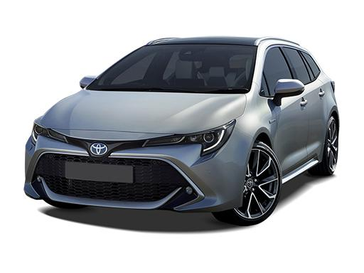 Toyota Corolla Estate available on a 9 month car lease with 13500 miles over the term of the contract
