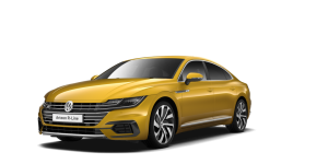 Volkswagen Arteon Fastback available on a 12 month car lease with 18000 miles over the term of the contract