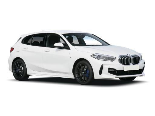 BMW 1 Series Hatchback available on a 12 month car lease with 15000 miles over the term of the contract