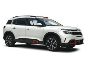 Citroen C5 Aircross Hatchback available on a 12 month car lease with 12000 miles over the term of the contract