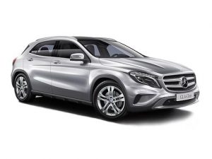 Mercedes-Benz GLA Class Hatchback available on a 6 month car lease with 9600 miles over the term of the contract