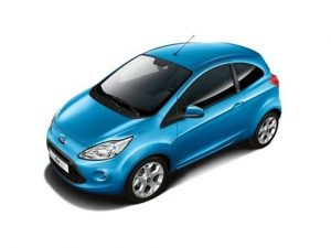 Ford KA+ Hatchback available on a 12 month car lease with 19992 miles over the term of the contract