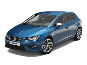 SEAT Leon Hatchback available on a 7 month car lease with 14000 miles over the term of the contract