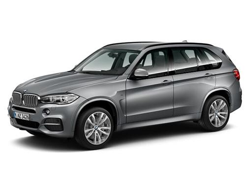 BMW X5 Estate available on a 12 month car lease with 19992 miles over the term of the contract
