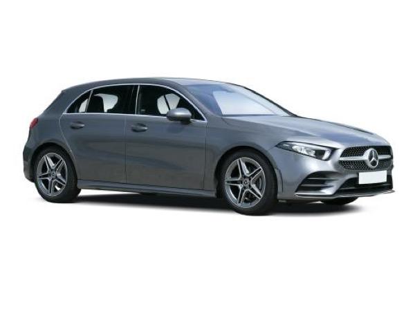 Mercedes-Benz A Class Hatchback available on a 12 month car lease with 18000 miles over the term of the contract