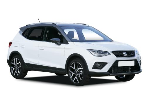 SEAT Arona Hatchback available on a 12 month car lease with 18000 miles over the term of the contract