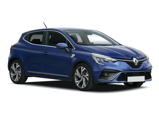 Renault Clio Hatchback available on a 6 month car lease with 9000 miles over the term of the contract