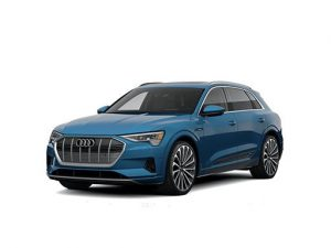 Audi E-Tron Estate available on a 10 month car lease with 12500 miles over the term of the contract
