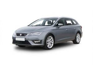 SEAT Leon Estate available on a 12 month car lease with 18000 miles over the term of the contract