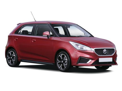 MG Motor UK MG3 Hatchback available on a 12 month car lease with 12000 miles over the term of the contract