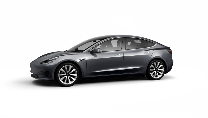 Tesla Model 3 Saloon available on a 24 month car lease with 24000 miles over the term of the contract