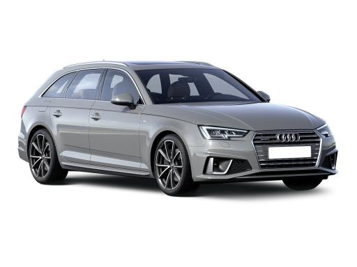 Audi A4 Avant available on a 6 month car lease with 9000 miles over the term of the contract