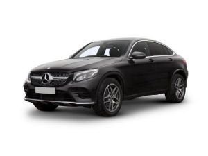 Mercedes-Benz GLC Coupe available on a 12 month car lease with 18000 miles over the term of the contract