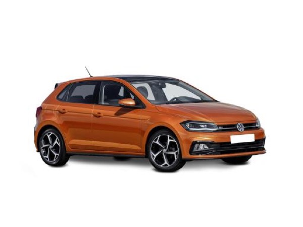 Volkswagen Polo Hatchback available on a 6 month car lease with 9000 miles over the term of the contract