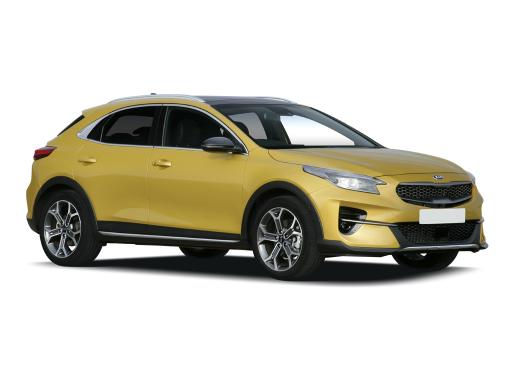 Kia XCEED Hatchback available on a 12 month car lease with 12000 miles over the term of the contract