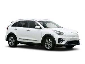 Kia E-Niro Estate available on a 6 month car lease with 6000 miles over the term of the contract