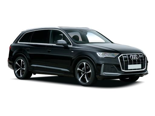 Audi Q7 Estate available on a 12 month car lease with 18000 miles over the term of the contract