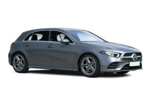 Mercedes-Benz A Class Hatchback available on a 12 month car lease with 15000 miles over the term of the contract