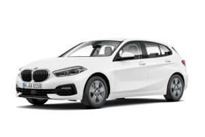BMW 1 Series Hatchback available on a 12 month car lease with 12000 miles over the term of the contract