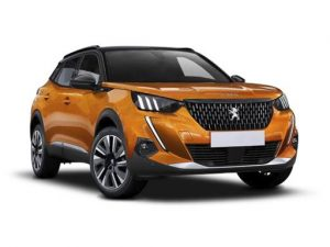 Peugeot 2008 Estate available on a 12 month car lease with 9996 miles over the term of the contract