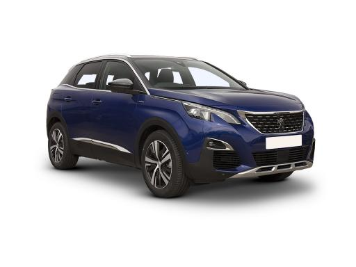Peugeot 3008 Estate available on a 6 month car lease with 9000 miles over the term of the contract