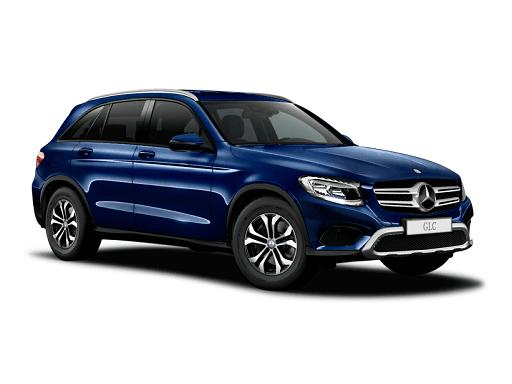 Mercedes-Benz GLC Estate available on a 12 month car lease with 18000 miles over the term of the contract