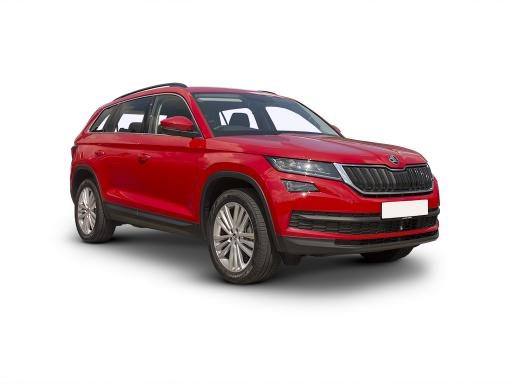 Skoda Kodiaq Estate available on a 6 month car lease with 9000 miles over the term of the contract